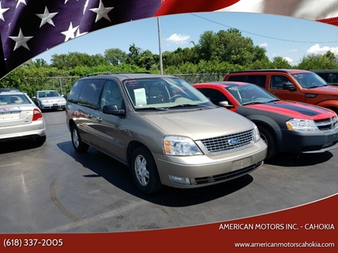 2006 Ford Freestar for sale in Cahokia, IL