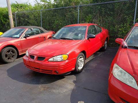 2002 Pontiac Grand Am for sale in Cahokia, IL