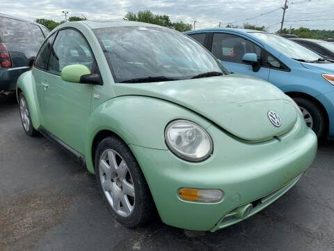 2001 Volkswagen New Beetle GLX 1.8T for sale at American Motors Inc. - Cahokia in Cahokia IL