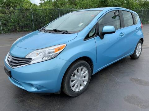 2014 Nissan Versa Note S for sale at American Motors Inc. - Cahokia in Cahokia IL