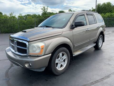 2006 Dodge Durango Limited for sale at American Motors Inc. - Cahokia in Cahokia IL