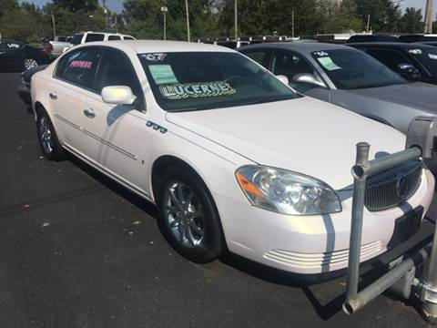 2007 Buick Lucerne for sale in Belleville, IL