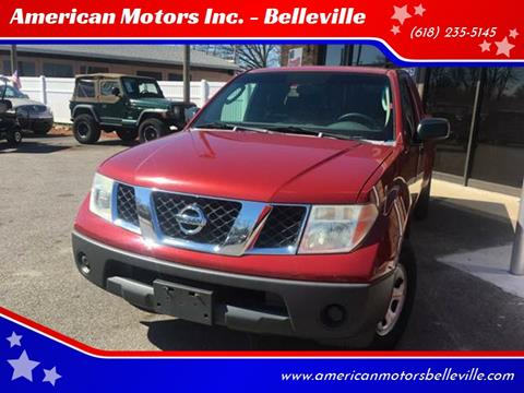 2006 Nissan Frontier for sale at American Motors Inc. - Belleville in Belleville IL