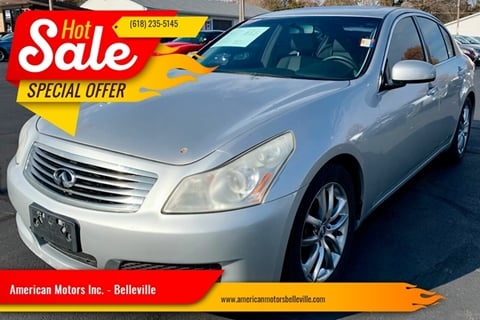 Infiniti For Sale In Belleville Il American Motors Inc