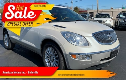 Buick Enclave For Sale In Belleville Il American Motors Inc
