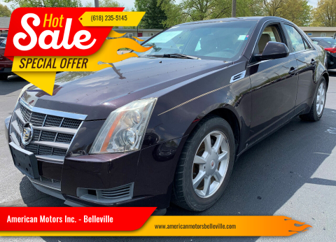 Cadillac Cts For Sale In Belleville Il American Motors Inc