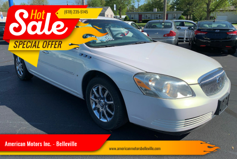 Buick Lucerne For Sale In Belleville Il American Motors Inc