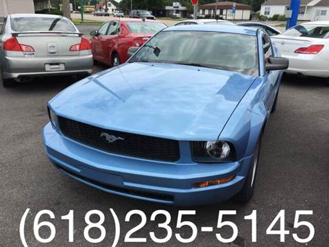 2005 Ford Mustang for sale in Belleville, IL