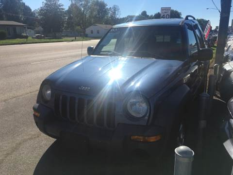 2003 Jeep Liberty for sale in Belleville, IL