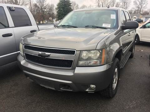 2007 Chevrolet Avalanche for sale in Belleville, IL