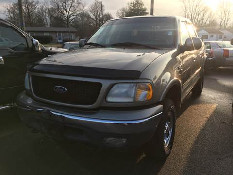 2001 Ford F-150 for sale in Belleville, IL