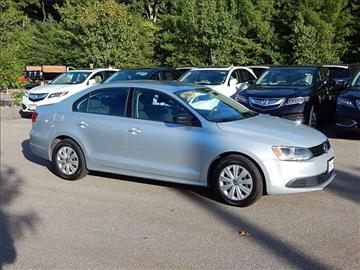 2013 Volkswagen Jetta for sale in Nashua, NH