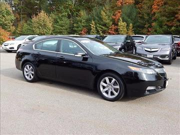 2013 Acura TL for sale in Nashua, NH