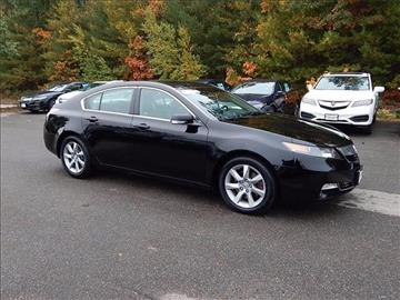 2012 Acura TL for sale in Nashua, NH