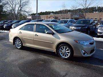 2012 Toyota Camry for sale in Nashua, NH
