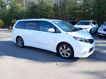 2011 Toyota Sienna for sale in Nashua, NH