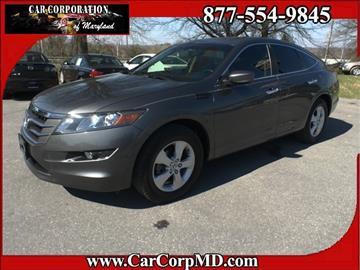 2011 Honda Accord Crosstour for sale in Sykesville, MD
