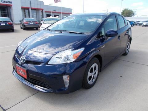 2015 Toyota Prius for sale in Ottumwa, IA