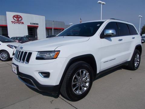 2015 Jeep Grand Cherokee for sale in Ottumwa, IA