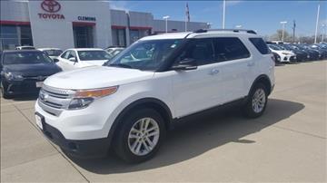 2014 Ford Explorer for sale in Ottumwa, IA