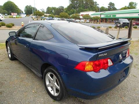 acura rsx for sale in north carolina carsforsale com