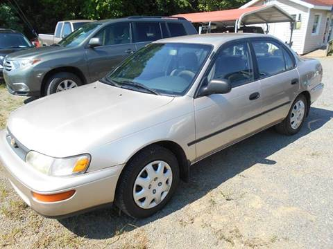1995 Toyota Corolla for sale in Pittsboro, NC