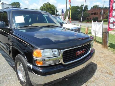 2000 GMC Yukon XL for sale in Pittsboro, NC