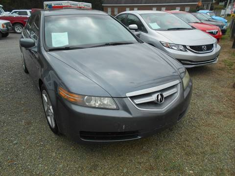 2006 Acura TL for sale in Pittsboro, NC