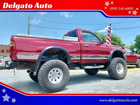 1999 Toyota Tacoma for sale in Pittsboro, NC