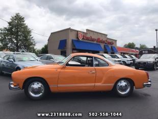 1973 Volkswagen Karmann Ghia for sale in Louisville, KY