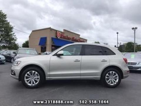 2015 Audi Q5 for sale in Louisville, KY