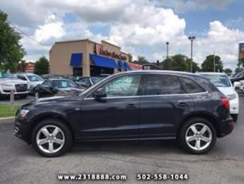 2012 Audi Q5 for sale in Louisville, KY