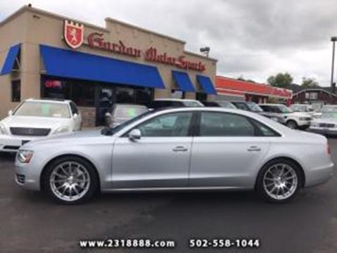 2011 Audi A8 L for sale in Louisville, KY