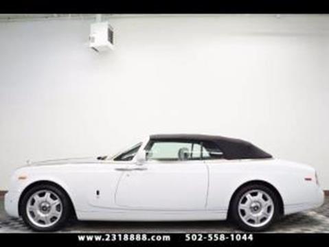 2014 Rolls-Royce Phantom Drophead Coupe for sale in Louisville, KY