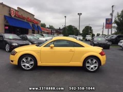 2004 Audi TT for sale in Louisville, KY