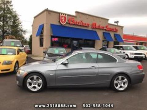 2009 BMW 3 Series for sale in Louisville, KY