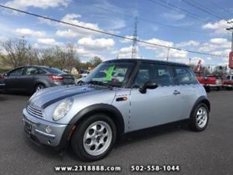 2002 MINI Cooper for sale in Louisville, KY