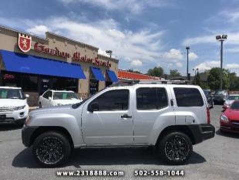 2014 Nissan Xterra for sale in Louisville, KY