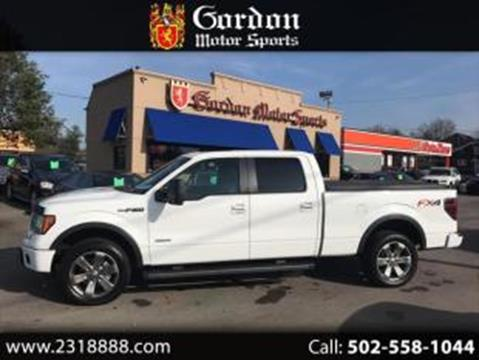 2012 Ford F-150 for sale in Louisville, KY
