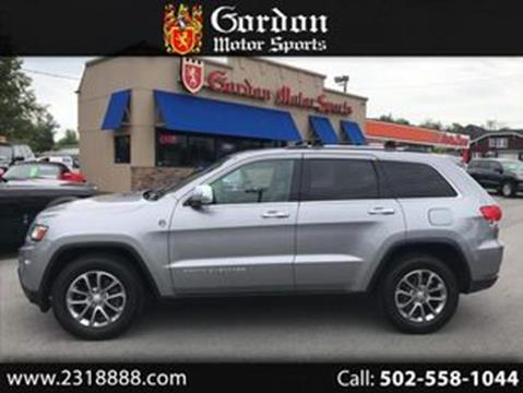 2014 Jeep Grand Cherokee for sale in Louisville, KY