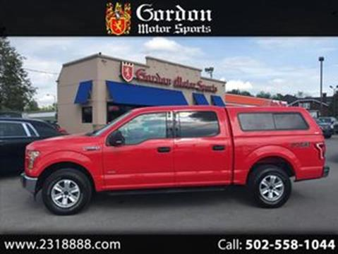 2017 Ford F-150 for sale in Louisville, KY