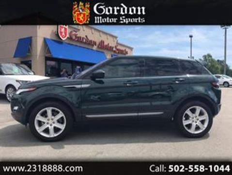 2015 Land Rover Range Rover Evoque for sale in Louisville, KY