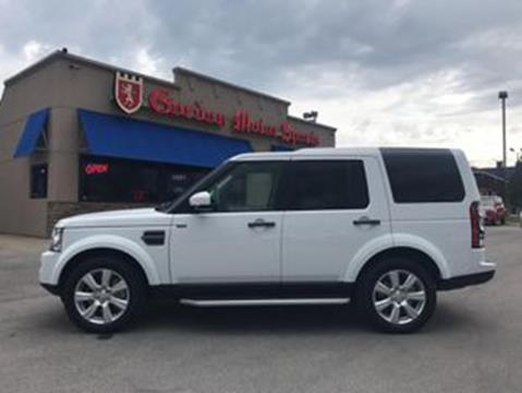 2016 Land Rover LR4 for sale in Louisville, KY