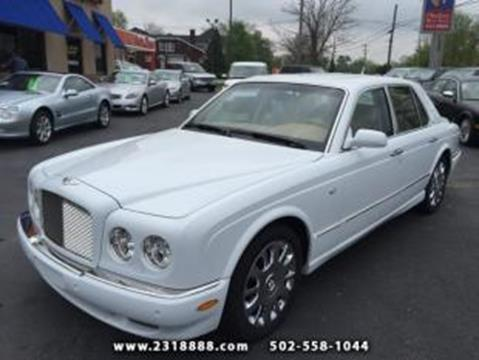 2006 Bentley Arnage for sale in Louisville, KY