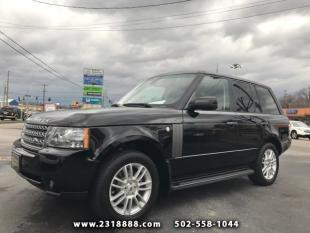 2010 Land Rover Range Rover for sale in Louisville, KY