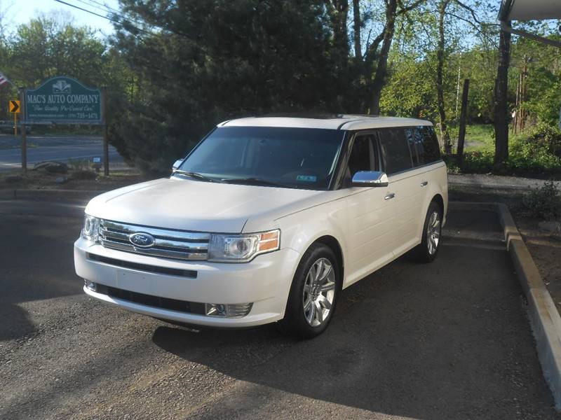 2009 Ford Flex AWD Limited Crossover 4dr - Nanticoke PA