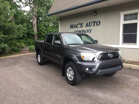 2013 Toyota Tacoma for sale in Nanticoke, PA