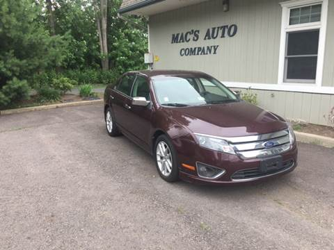 2011 Ford Fusion for sale in Nanticoke, PA
