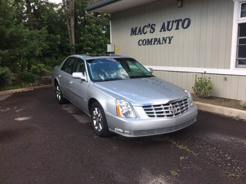 2010 Cadillac DTS for sale in Nanticoke, PA
