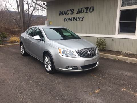 2014 Buick Verano for sale at MAC'S AUTO COMPANY in Nanticoke PA